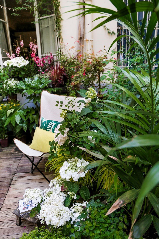 'Slow Summer' : créer son espace détente au  jardin
