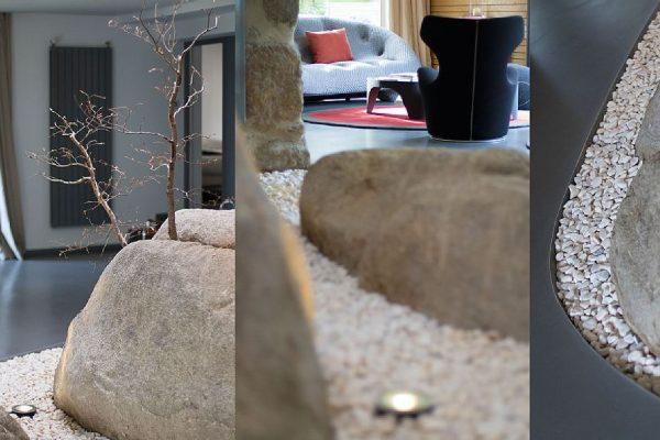 aménagement particulier rocher