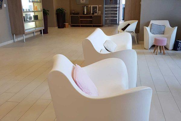 fauteuils visiteurs thalasso roscoff