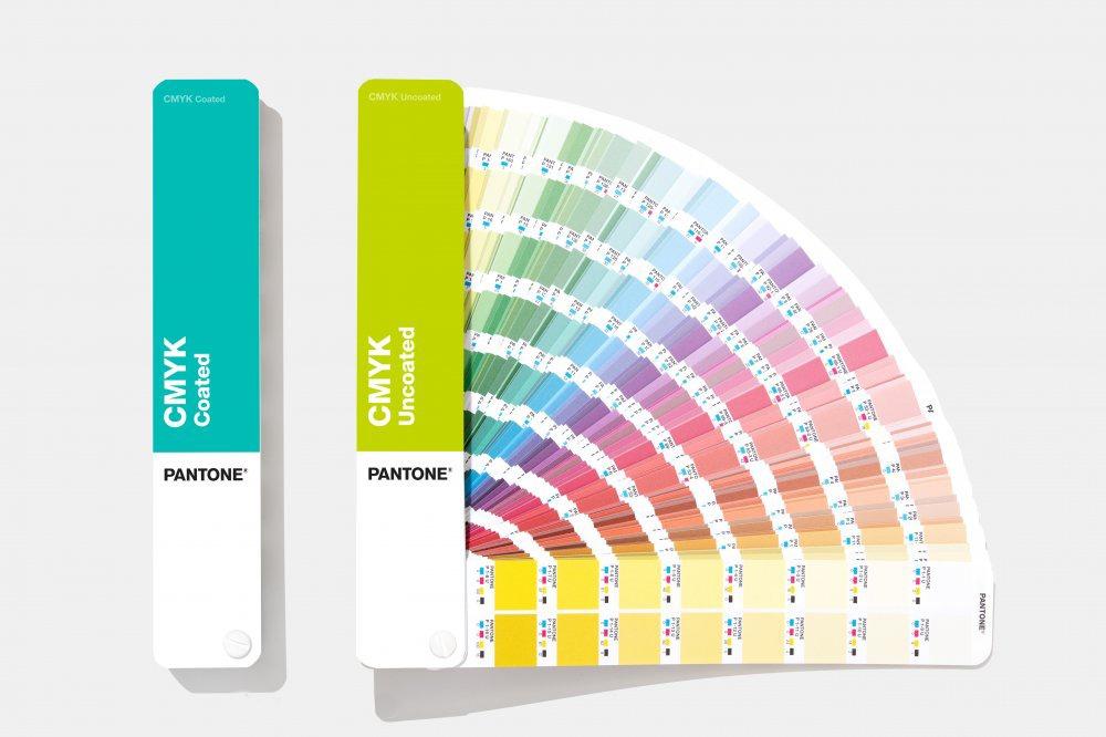 Pantone et les couleurs
