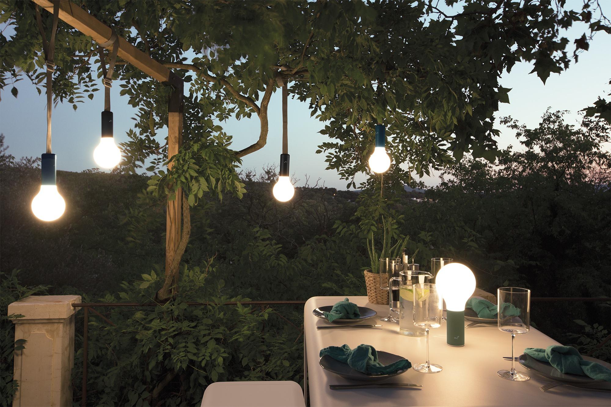 Les belles soirées d'été à la lumière du design